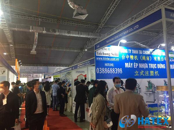 Khai mạc Triển lãm Công Nghiệp và Sản Xuất VIMF 2020 tại Hải Phòng