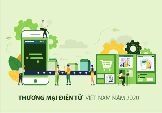 Ra mắt ấn phẩm Sách trắng Thương mại điện tử Việt Nam năm 2020