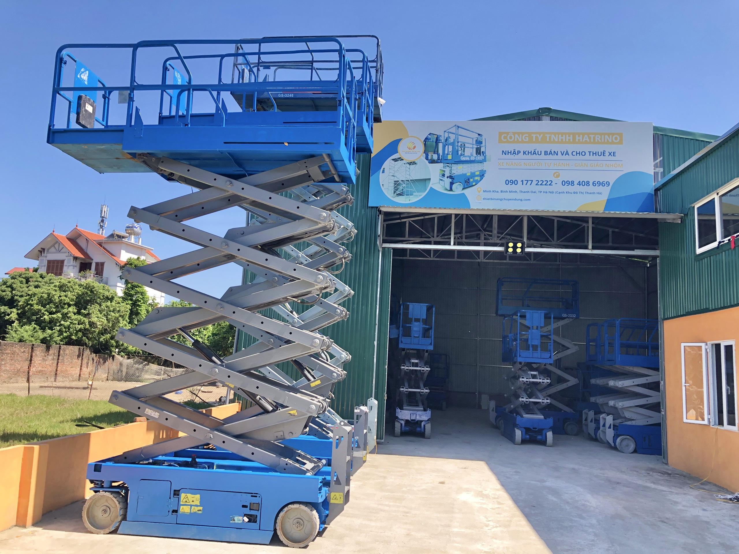Công ty TNHH xây dựng thương mại và dịch vụ kỹ thuật TML