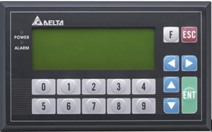 Màn hình giao diện Delta tích hợp PLC (TP04P)