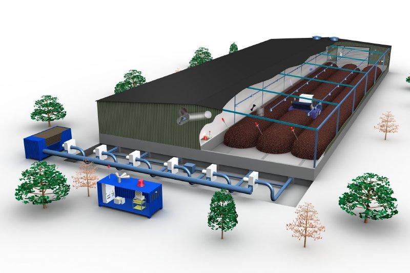 Chuyển giao quy trình công nghệ sinh học mới xử lý rác thải đô thị