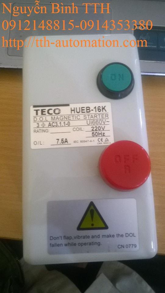 Contactor hộp Teco