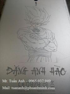 Dịch vụ khắc tên hình ảnh logo lên điện thoại, móc khóa