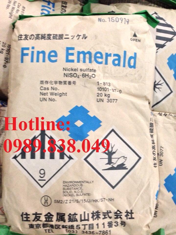 Nickel Sulfate - Niken sunphat - NiSO4 giá tốt