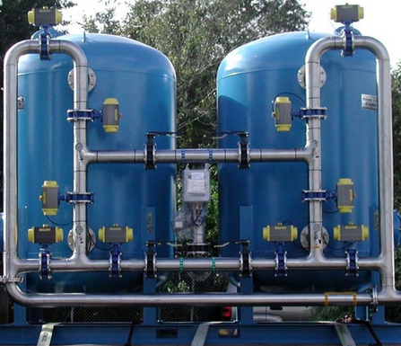 Bồn lọc áp lực model LN-F5
