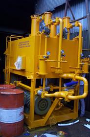 Hệ thống thiết bị rửa đường ống