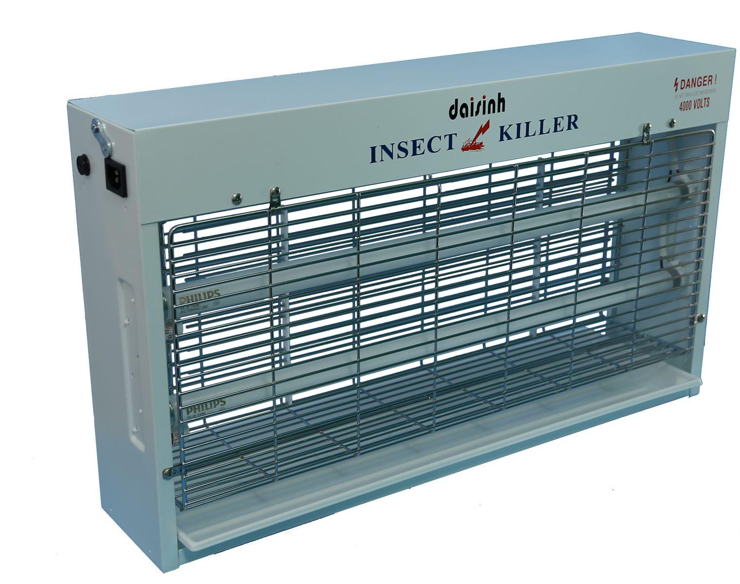 Đèn diệt côn trùng công nghiệp hãng Đại Sinh mã DS-D202