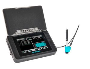 Thiết bị đo độ cứng Equotip 550